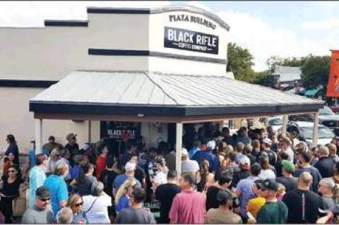 Black Rifle grand opening | Boerne Star